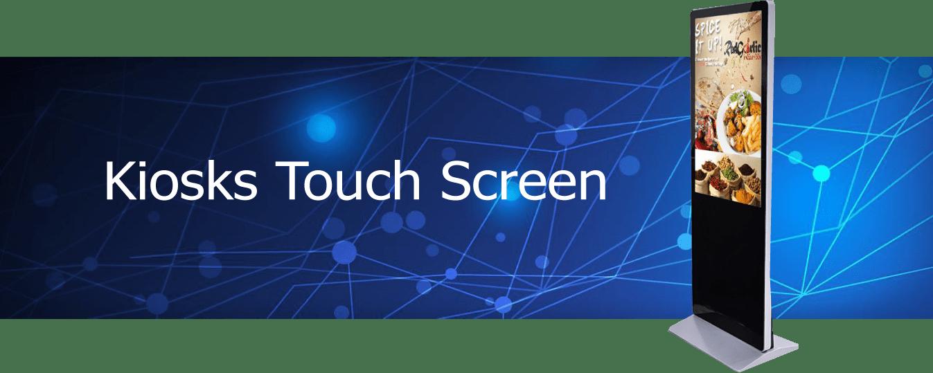 Kiosks-Touch-Screen